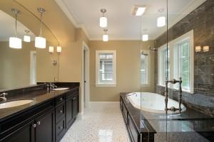 bathroom lighting - New Braunfels  electricians