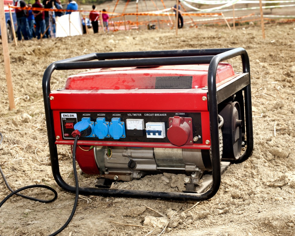 power generator residential electricians